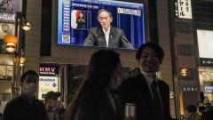 Covid срина подкрепата за японския премиер до рекордно ниско ниво
