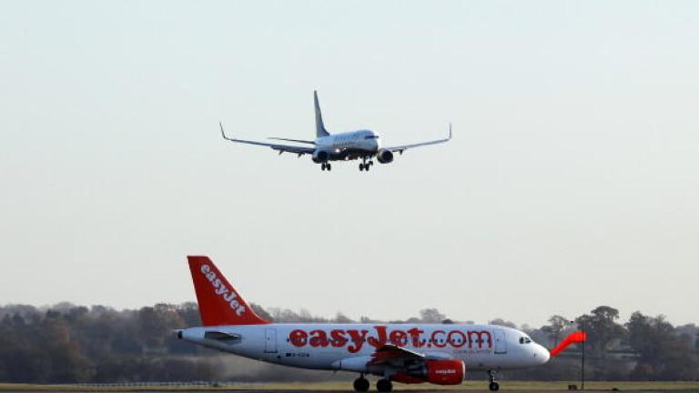 Лондонското летище Лутън за пета поредна година е най-лошото във