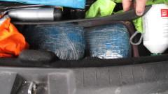 Задържаха поляк с 10 кг марихуана на ГКПП-Видин
