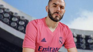 Реал (Мадрид) показа новите си екипи