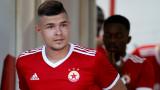 ЦСКА е пред раздяла с Тонислав Йорданов