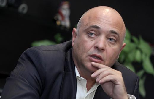 Орлин Алексиев: Реформите  в НКЖИ целят по-високи стандарти на железопътната услуга