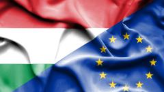Унгарският представител предавал в Twitter от закрито заседание на ЕС
