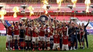Арсенал обърна Челси за рекордна 14-а ФА Къп