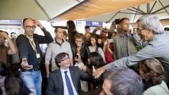 """Каталуния не признава """"преврата"""" на Мадрид"""
