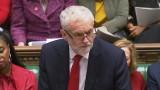 Корбин поиска оставката на Мей на дебата по вота на недоверие