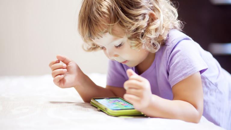 Какви са препоръките на СЗО за ползването на екрани от деца