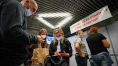 Нов рекорд на починалите от COVID-19 за 24 часа в Русия