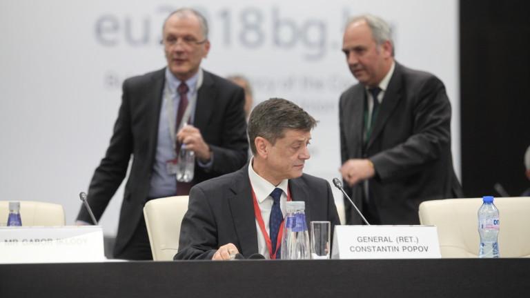 Засилване на сътрудничеството между ЕС и НАТО и по-нататъшното развитие