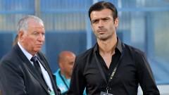Росен Кирилов: На моменти държахме топката повече от ЦСКА