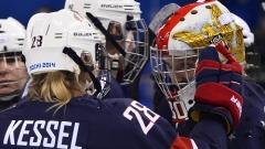 Жените на САЩ на полуфинал в хокейния турнир