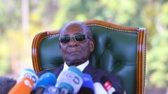 Мугабе гласува на първите избори в Зимбабве след свалянето му от власт