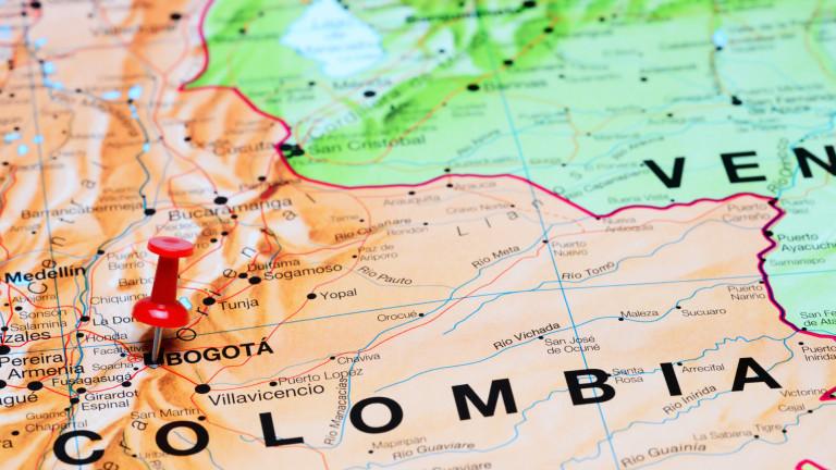 Снимка: Петима загинали и десет ранени при атентат в Богота