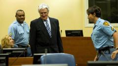 Върнаха второто обвинение за геноцид срещу Радован Караджич