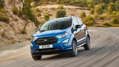 Ford показа новия EcoSport (ВИДЕО)
