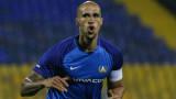 Габриел Обертан доволен от победата на Левски срещу Етър