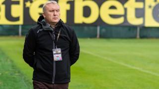 Николай Киров за интерес към Влади Гаджев: До Нова година ще разчитаме на играчите, с които разполагаме