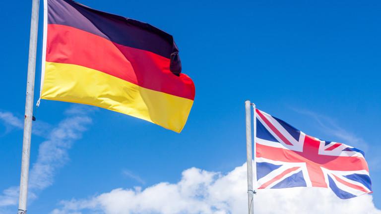 Протежето на германския канцлер Ангела Меркел призова британците да останат