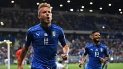 Италия отми срама от загубата от Испания със скромна победа над Израел (ВИДЕО)