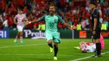 Португалия е на ¼ финал след късна драма срещу Хърватия (ВИДЕО+ГАЛЕРИЯ)