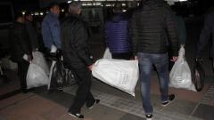 Нямаше опашки и нерви при предаването на изборните протоколи в София