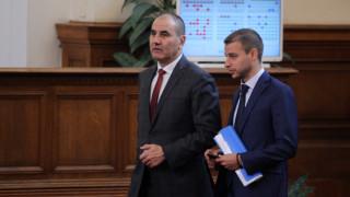 Цветанов подкрепи действията на Главчев