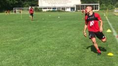 Програмата на ЦСКА, по дни и часове, за лагера в Австрия