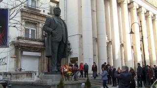 Почетоха 138-ата годишнина от рождението на Александър Стамболийски