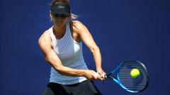 Цветана Пиронкова: Взех решение да участвам на US Open