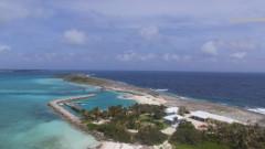 Двата острова на Бахамите, които могат да бъдат ваши срещу $26 000 000 (СНИМКИ)