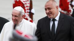 Папа Франциск лети за Македония