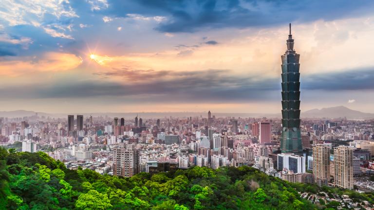 Тайванският долар се оказа големият победител от търговската война