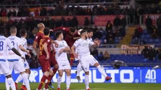 Успешен дебют на Раниери начело на Рома