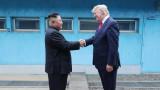 Тръмп: Приятелят Ким ще направи правилните неща, няма да наруши сделката