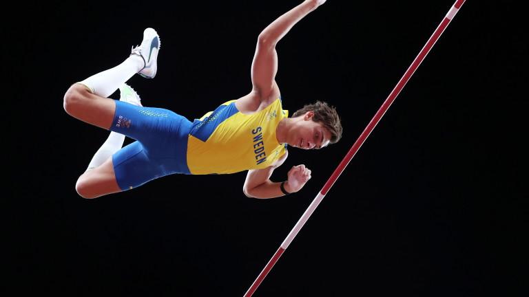 Световният рекордьор в овчарския скок и европейски шампион в зала