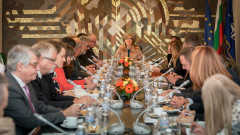 Приоритетите на европредседателството ни обсъдиха Захариева с посланици от ЕС