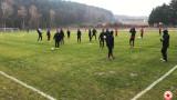 ЦСКА се готви за битката със Славия, Десподов тренира индивидуално