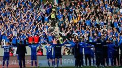 Исландия не се затрудни с Молдова