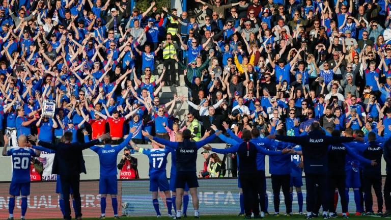 Националният тим на Исландия се наложи с 3:0 над Молдова