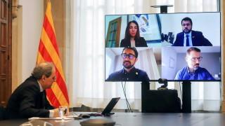 Ръководителят на Каталуния Ким Тора заразен с новия коронавирус