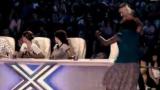 X Factor започна с инцидент