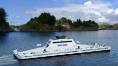 Първия в света електрически ферибот разработи Siemens