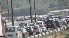 5-километрова колона на ГКПП-Маказа на българо-гръцката граница