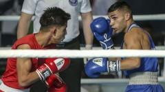 Националите по бокс на лагери в Куба и Турция