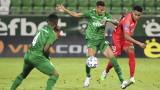 ЛАСК - Лудогорец 3:1, Марко Рагуш прави отново разликата два гола
