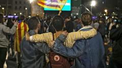 Само един от седем души в Каталуния виждат спорът с Мадрид да свърши с независимост