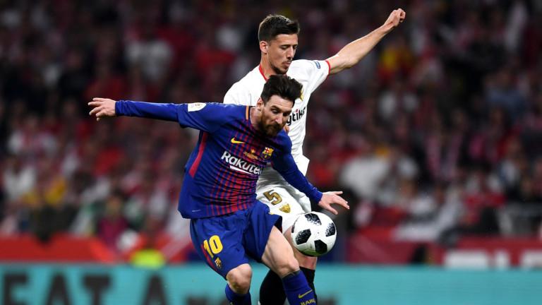 Смятат Клеман Ленгле за сигурно попълнение на Барселона