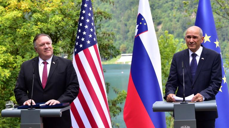 САЩ зове за избори в Беларус и общи действия с ЕС