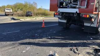 Шофьор на тир загина при катастрофа край Габрово
