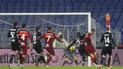 Рома с икономично 1:0 срещу Сампдория